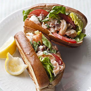 Hot Shrimp Roll Recipes