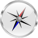 Stylish Compass icon