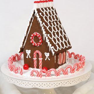 Gingerbread for Gingerbread House Kit