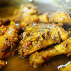 Tom's Trinidadian Chicken Curry