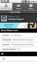 Screenshot of devAPP Forum