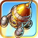 Rocket Island - highly addictive puzzle game, escape the sinking island!
