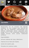 Screenshot of Tapeo por Sevilla