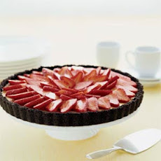 Mascarpone Tart with Strawberries