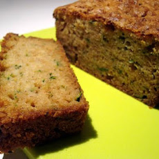 Mary's Best Zucchini Bread