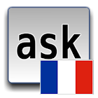 French with XLarge Dictionary icon