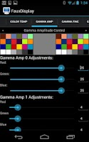 Screenshot of Advanced Color & Gamma Control