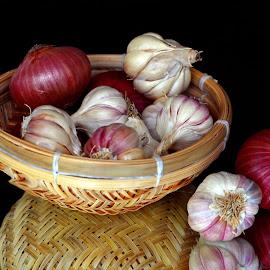 RED N WHITE #8 by Asif Bora - Food & Drink Ingredients