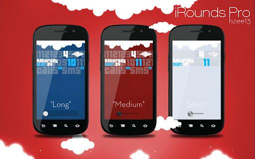 iRounds Pro - MagicLockerTheme