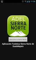 Screenshot of ADEL Sierra Norte Guadalajara