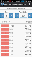 Screenshot of Gymme Free - Personal Trainer
