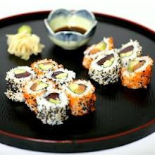 Sushi and Sashimi Class