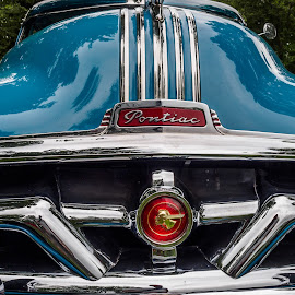 Pontiac by Jack Brittain - Transportation Automobiles ( car, lakeshore park, canada, ontario, car show, pontiac, oshawa )