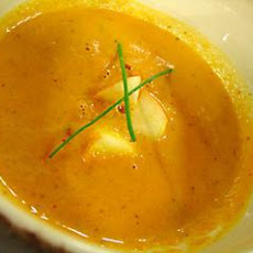 Pumpkin Apple Soup