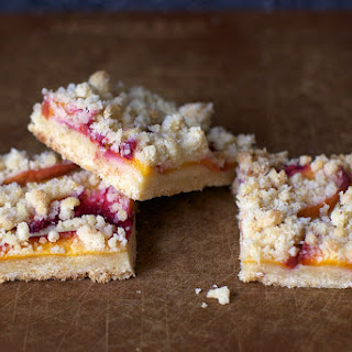 Shortbread With Peaches Recipes
