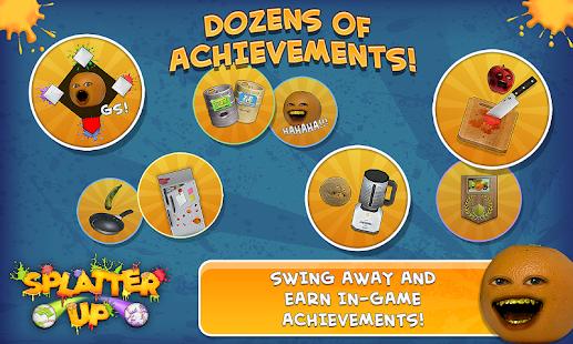 Game Annoying Orange: Splatter Free APK for Windows Phone