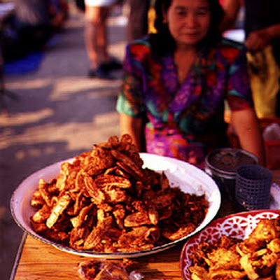 Fried Bananas (Kluai Khaek)