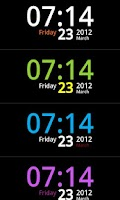 Screenshot of TypoClock Free
