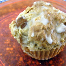 Glazed Pear Muffins ( Weight Watchers)