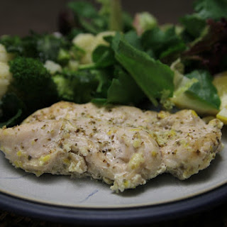 Greek-Inspired Baked Chicken Breast
