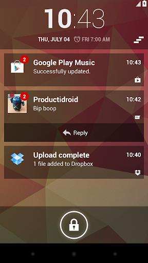 LockerPro Lockscreen v4.7
