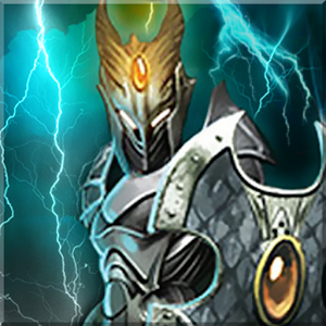 Cover art Войны титанов онлайн RPG битва