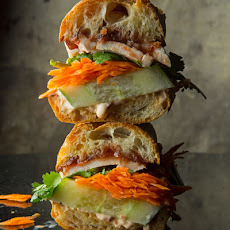 Turkey Breast Banh Mi