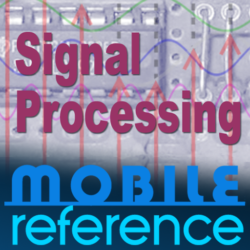 Signal Processing Study Guide 書籍 App LOGO-APP開箱王