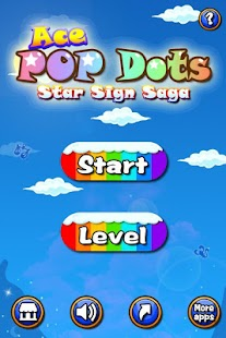 Ace POP Dots Star Sign Saga - screenshot