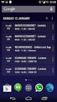 Screenshot of Today Calendar - Pro