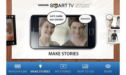 【免費娛樂App】SAMSUNG SMART TV STORY APP-APP點子
