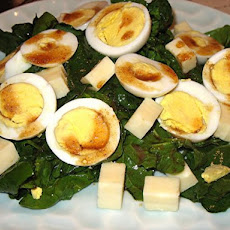 Spinach Salad Supreme