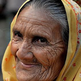 by Sudipta Dutta  Chowdhury - People Portraits of Women