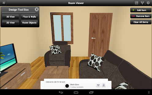 Download dfs sofa and room planner apk on pc download for Room planner software free download