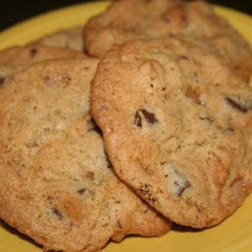 Nutty Chocolate Chunk Cookies