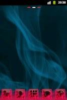 Screenshot of GO Launcher EX Theme Smoke