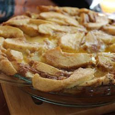 German Baked Apple Pancake