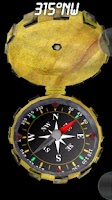 Screenshot of 3D Compass