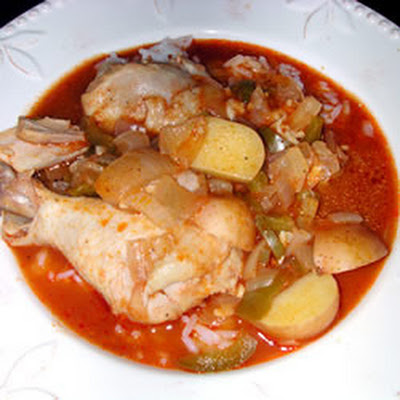 Cuban Slow Cooker Chicken