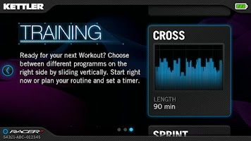 Screenshot of KETTLER S-FIT