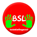BSL Fingerspelling part B icon