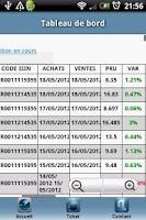 Screenshot of Le Contact Boursier