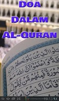 Screenshot of Doa Dalam Al-Quran