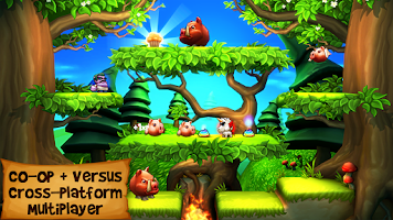 Screenshot of Muffin Knight FREE