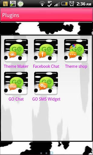 免費下載個人化APP|GO SMS - Moo Moo Cow app開箱文|APP開箱王