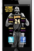 Screenshot of Kobe Bryant