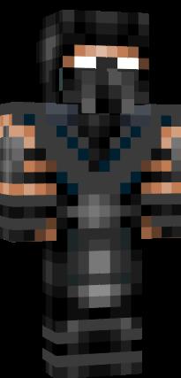 Нуб Сайбот для Minecraft