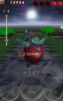 Screenshot of Zombie Runaway UP