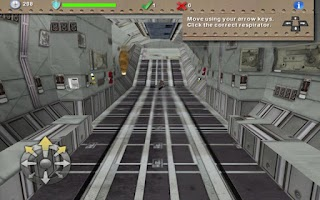 Screenshot of C130 Safety Procedures Demo