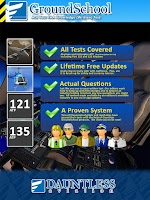 Screenshot of FAA ATP Written Test Prep